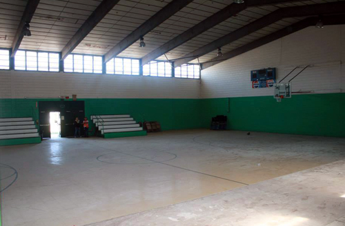Smith Brown Gym